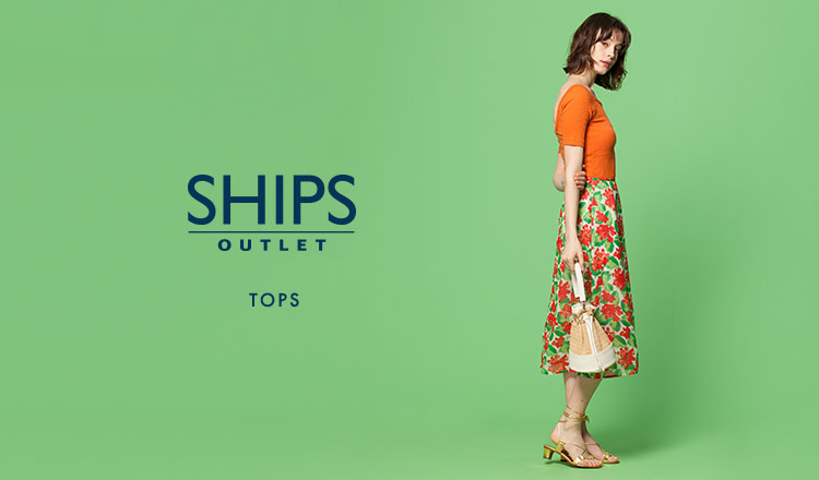 SHIPS OUTLET WOMEN -TOPS-