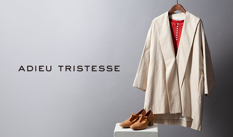 ADIEU TRISTESSE -ALL 75%OFF-