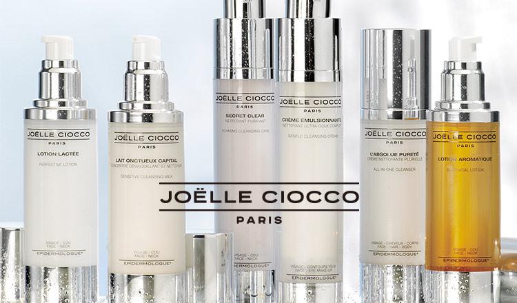 JOELLE CIOCCO-素肌力を高めるエイジングケア-