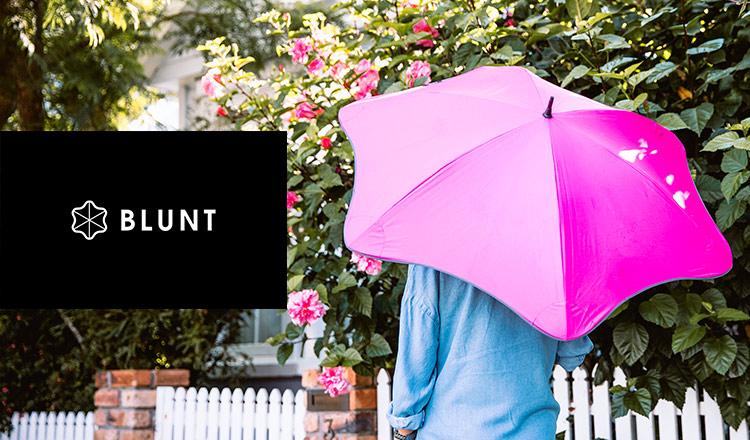 BLUNT -ニュージーランド発の最強傘!-