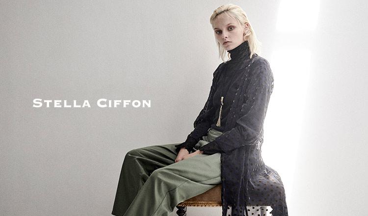 STELLA CIFFON -MAX80%OFF-