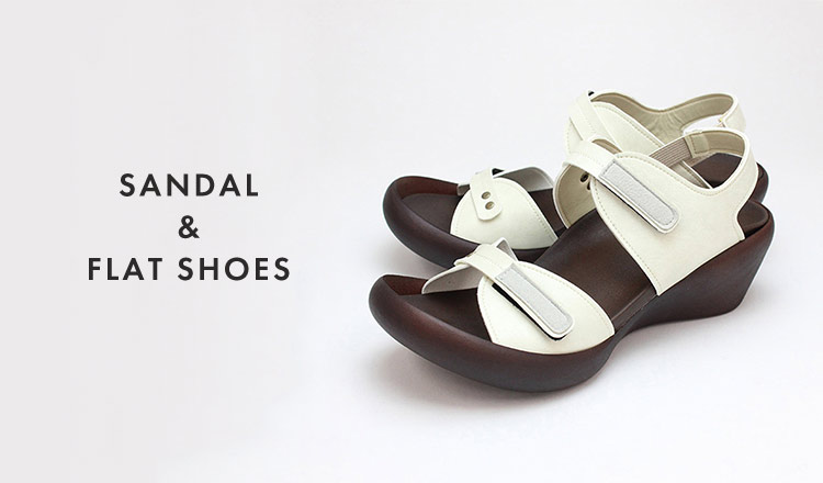 SANDAL & FLAT SHOES COLLECTION