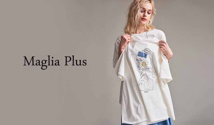 Maglia Plus -ALL 60%OFF-