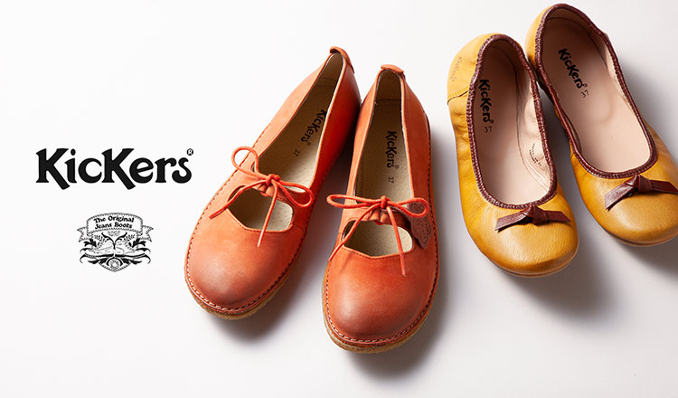 KICKERS WOMEN -ALL70%OFF-
