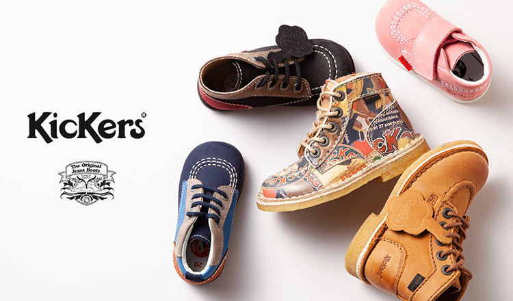 KICKERS KIDS&BABY -ALL 70%OFF-