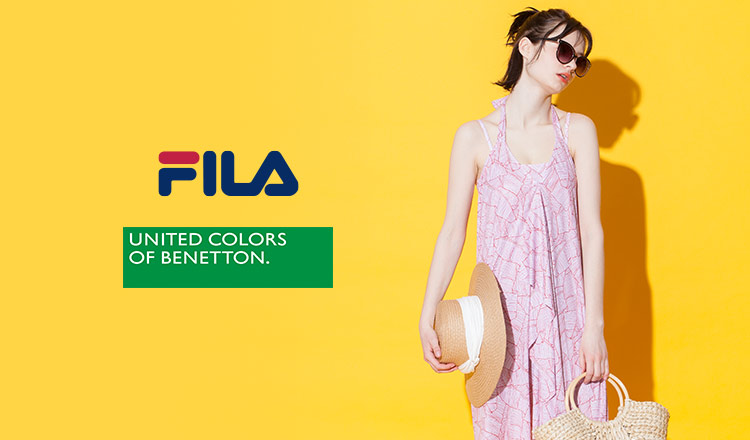 FILA/BENETTON SWIMWEAR FITNESS