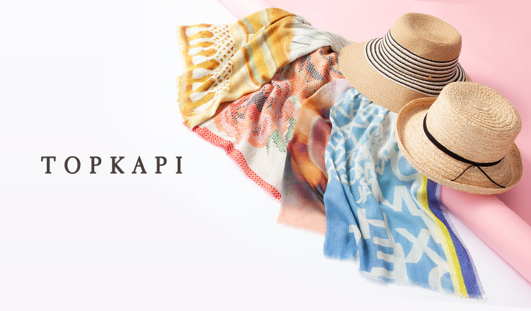 TOPKAPI -SUMMER ACCESSORIES-