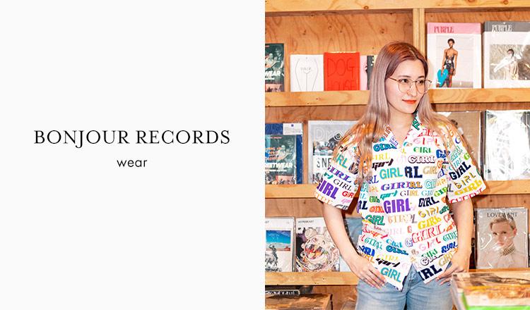 BONJOUR RECORDS - Summer T-shirt -