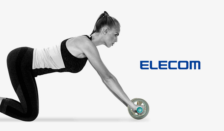 ELECOM -Work out & Relax-