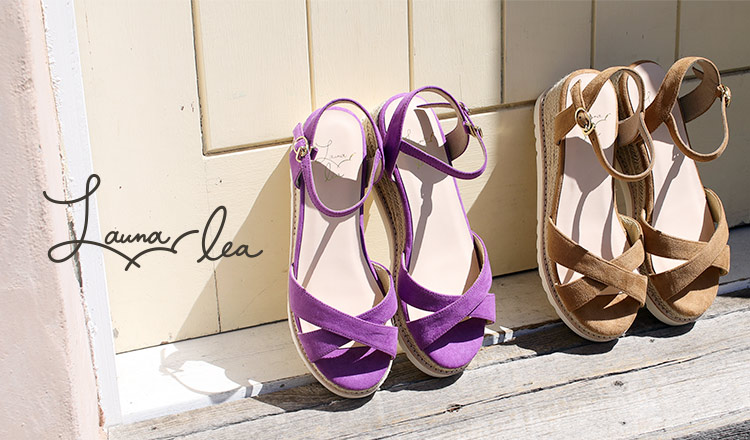 LAUNA LEA -SANDAL & FLAT SHOES COLLECTION-