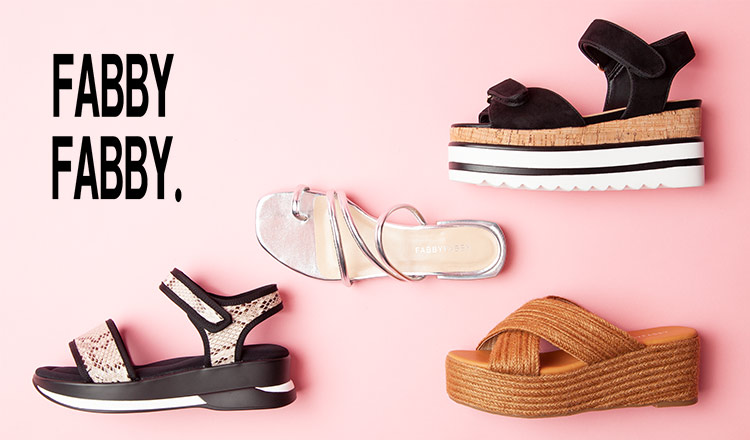 FABBY FABBY -SUMMER COLLECTION-