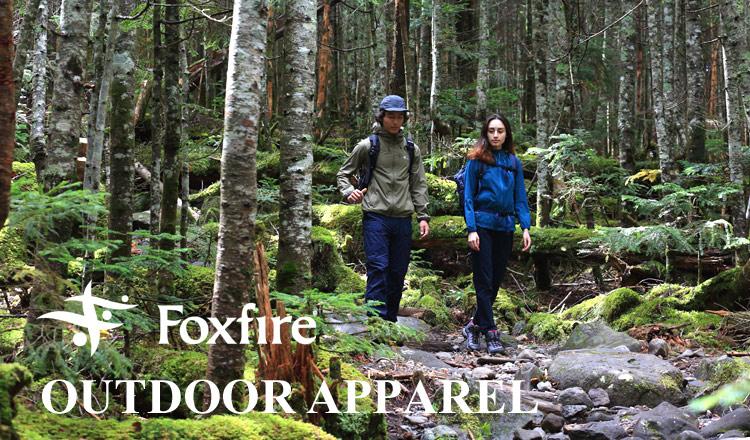 FOXFIRE MEN -Functinal Material Clothing-