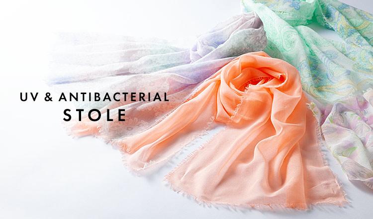 UV & Anti bacterial Stoles