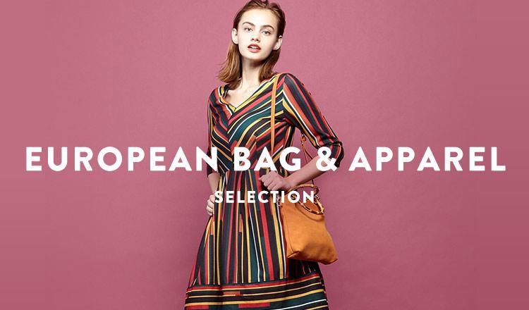 EUROPEAN IMPORT BAG & APPAREL SELECTION