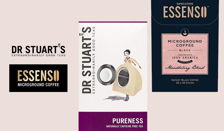ESSENSO / DR STUART'S