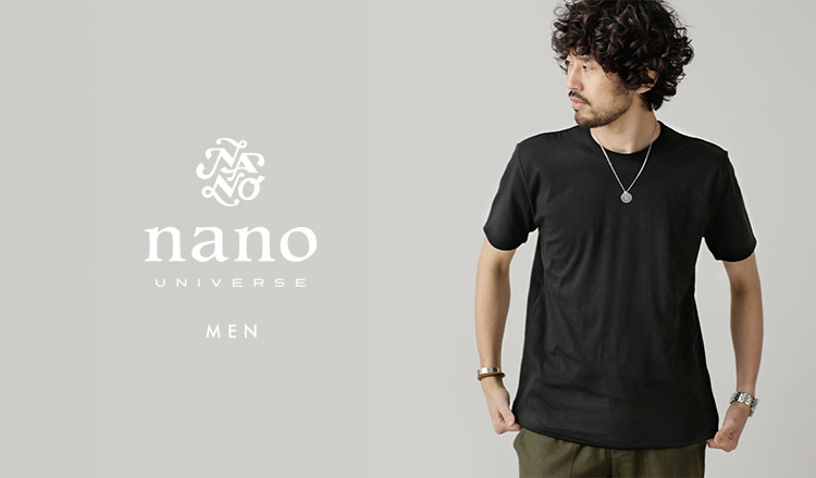 NANO・UNIVERSE MEN
