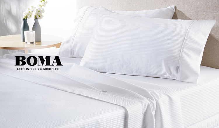 BOMA Bedding : Summer Coolness Items