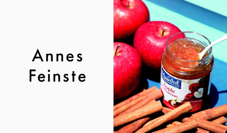 Annes Feinste-ドイツのオーガニックジャム-