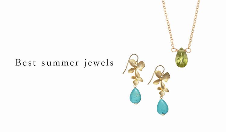 Best summer jewels