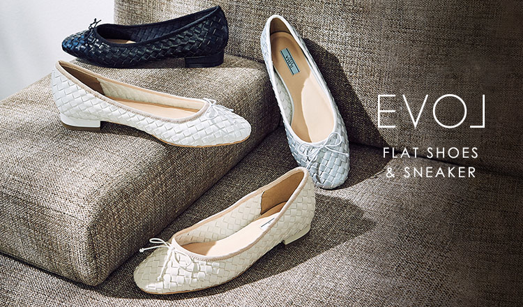 EVOL -FLAT SHOES & SNEAKER COLLECTION-