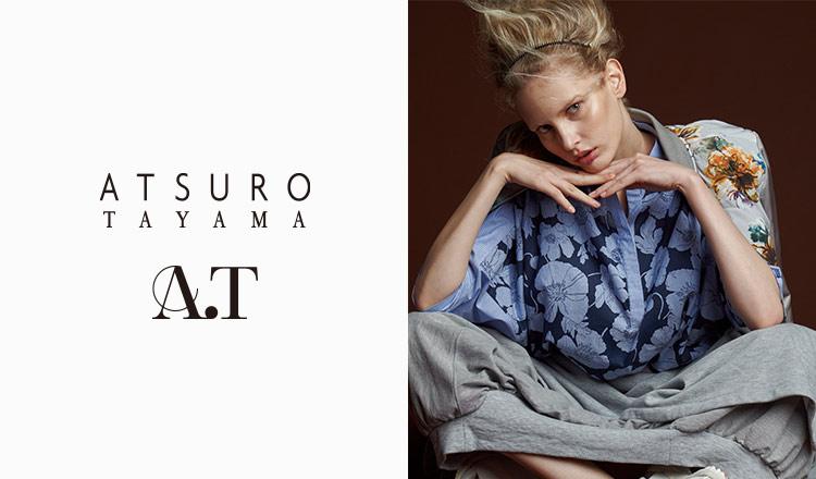 A.T&ATSURO TAYAMA -off season max80%off-