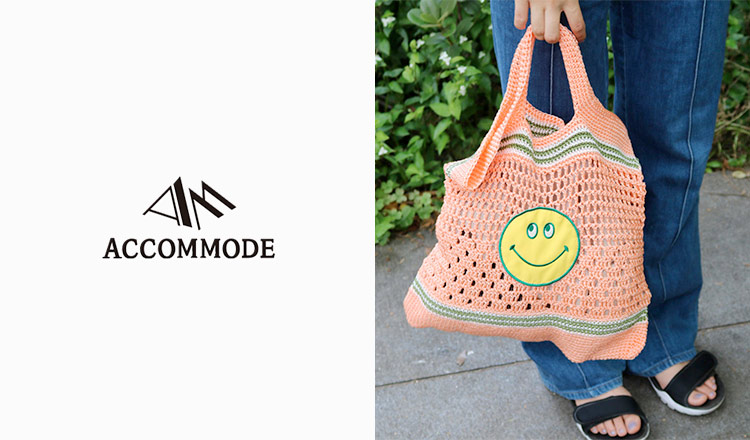ACCOMMODE -READY FOR SUMMER-