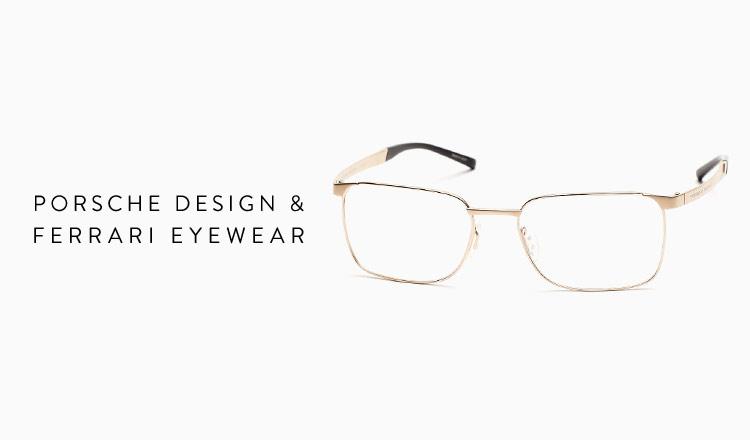 Porsche Design & Ferrari Eyewear