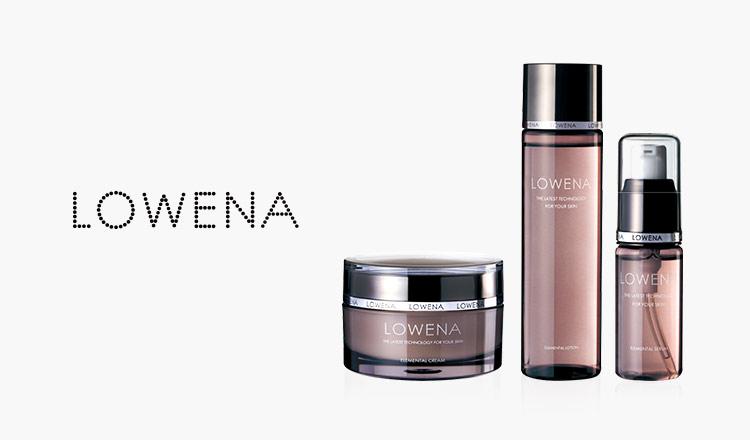 LOWENA 幹細胞スキンケアコスメ