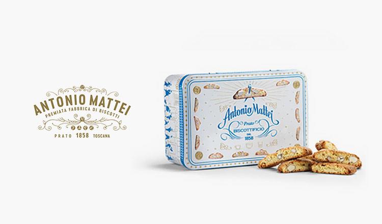 ヨーロッパの伝統菓子 -ANTONIO MATTEI-