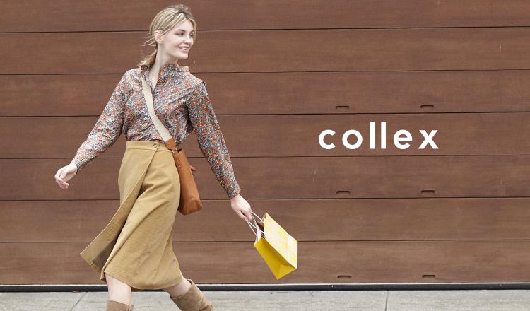 INTERSTAPLE & COLLEX - MAX 75% OFF -