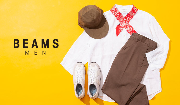 BEAMS MEN : THE CLEARANCE