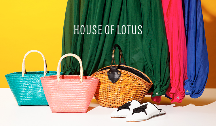 HOUSE OF LOTUS