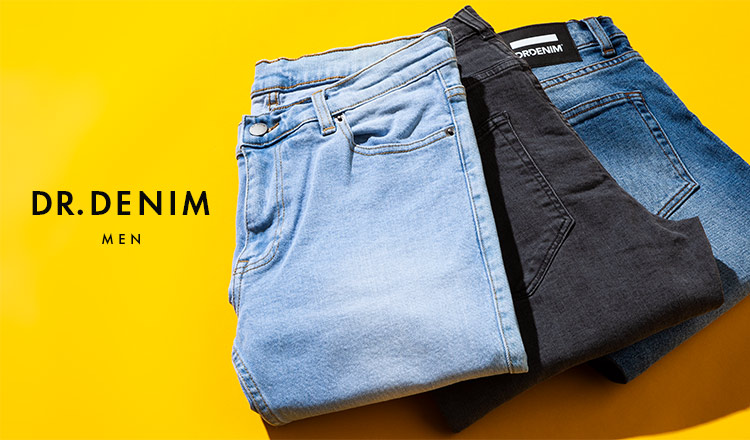 DR.DENIM MEN