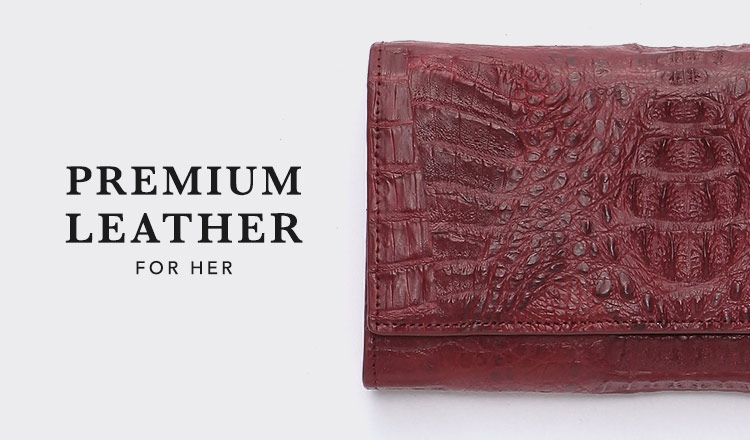 PREMIUM LEATHER COLLECTION FOR HER