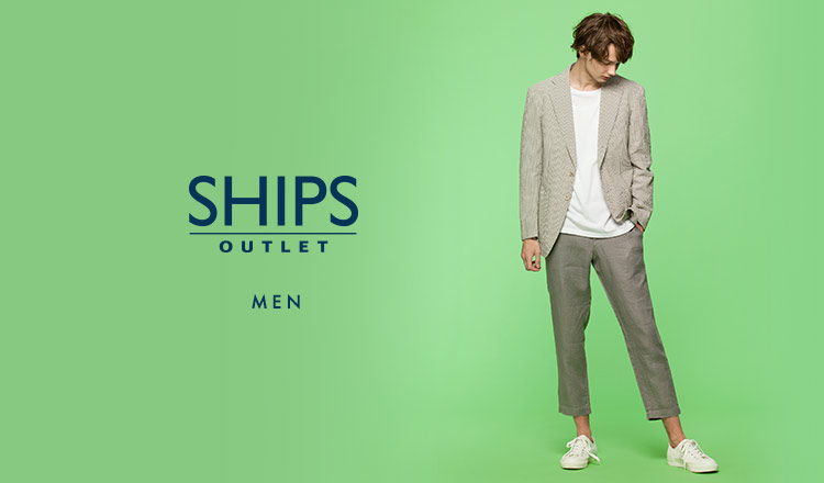 SHIPS OUTLET MEN - MAX80%OFF -