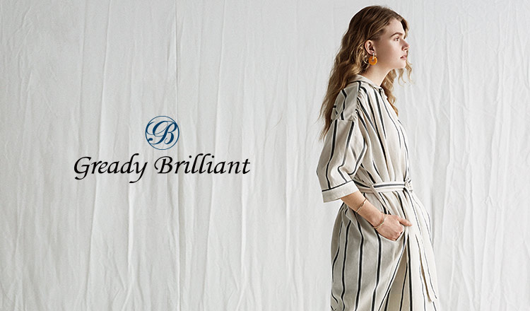 GREADY BRILLIANT -all over 70%OFF-