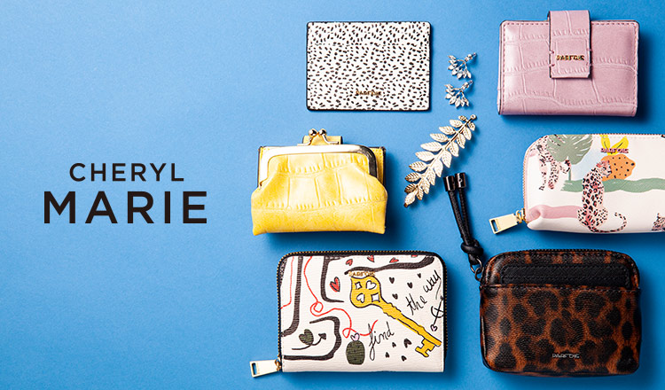 CHERYL MARIE -WALLET&ACCESSORIES-