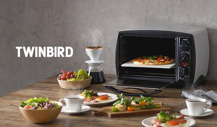 TWINBIRD -夏のキッチン家電&美容家電-