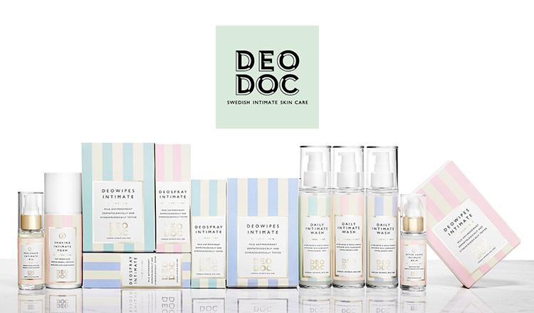 DEODOC-医師開発の肌に優しいインティメイトケア-