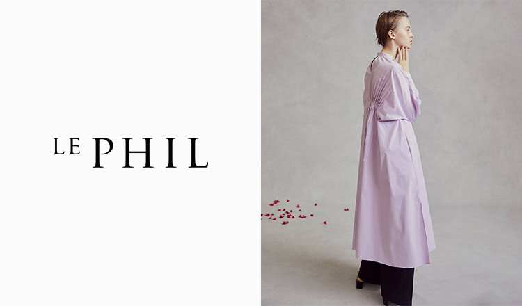 LE PHIL - MIDSUMMER WINTER SALE -