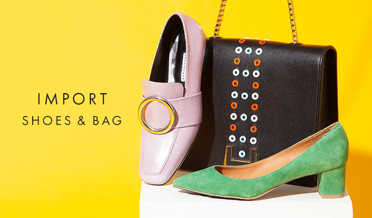 IMPORT SHOES & BAG