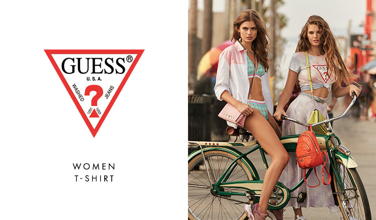 GUESS WOMEN -T-shirt -