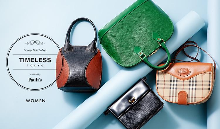 TIMELESS TOKYO WOMEN:Bag