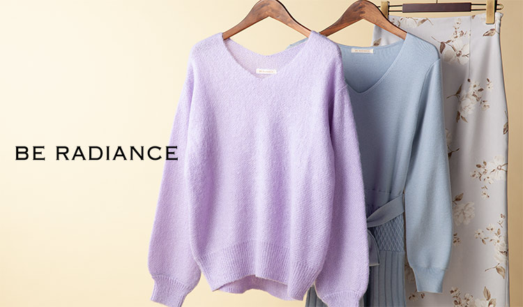 BE RADIANCE -Off Season ALL70%OFF-