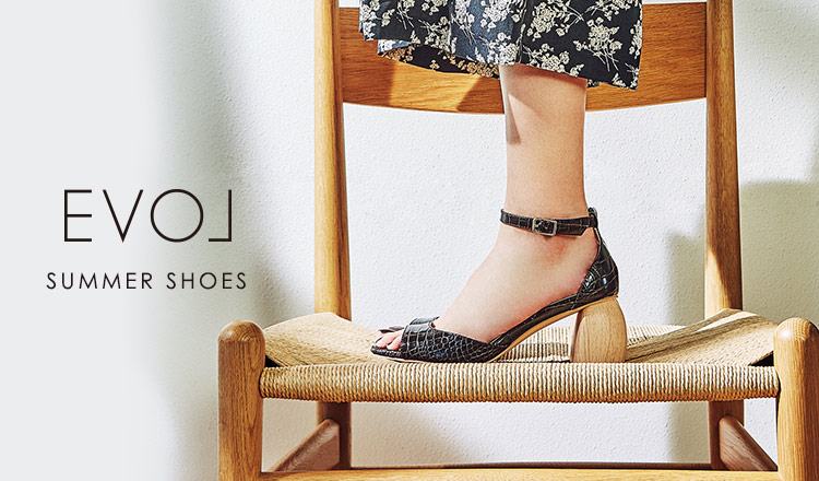 EVOL -SUMMER SHOES COLLECTION-