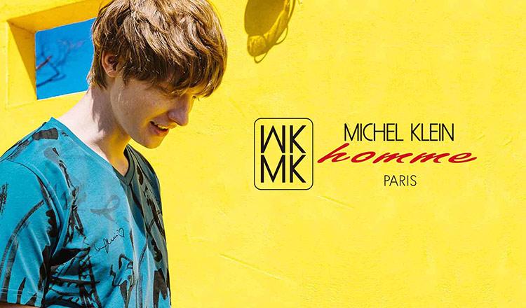 MK MICHEL KLEIN HOMME(エムケイミッシェルクランオム)