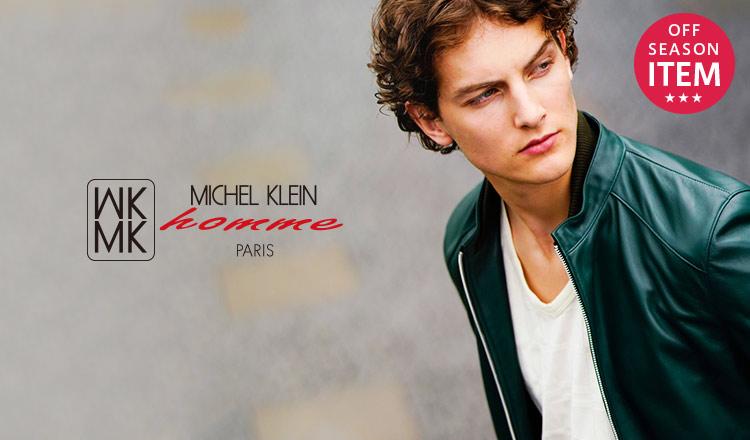 MK MICHEL KLEIN HOMME -OFF SEASON-