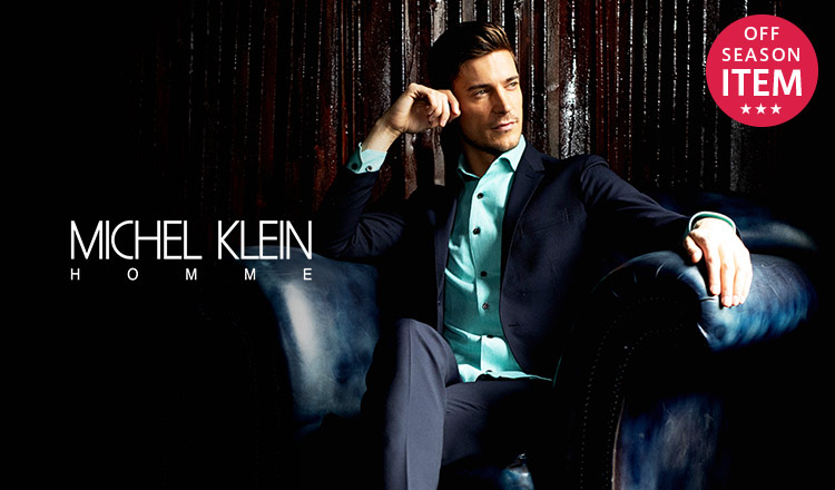 MICHEL KLEIN HOMME -OFF SEASON-