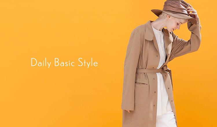 Daily Basic Style