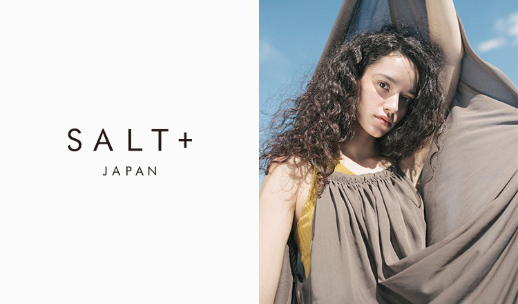 SALT+JAPAN -Dress & Skirt ALl 80%OFF-